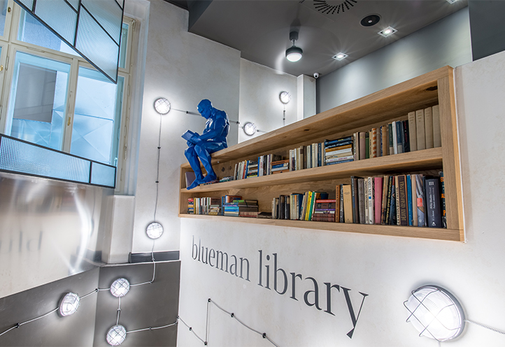 Library - About